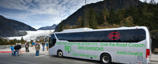 Electric Tourist Buses