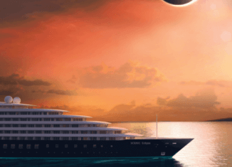 Introducing: Scenic Eclipse - The World's First Discovery Yacht