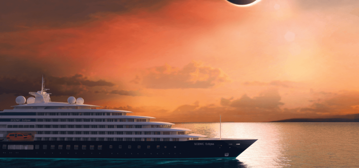 Introducing Scenic Eclipse The Worlds First Discovery Yacht - Discovery sun cruise ship