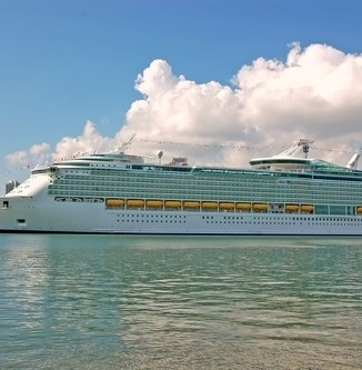Cruise lines are using eco-friendly technology to reduce their environmental impact.