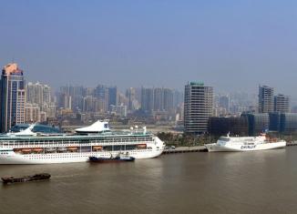 Shanghai International Cruise Terminal