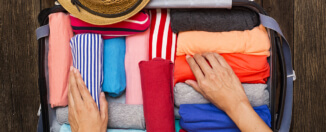 Cruise Travel Packing Tips When Flying