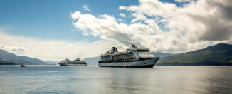 Regulators Watch for Illegal Pollution as Cruise Traffic Surges in Alaska